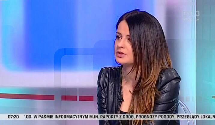 Nasz debiut w FAKTYACH TVP3 Wrocław