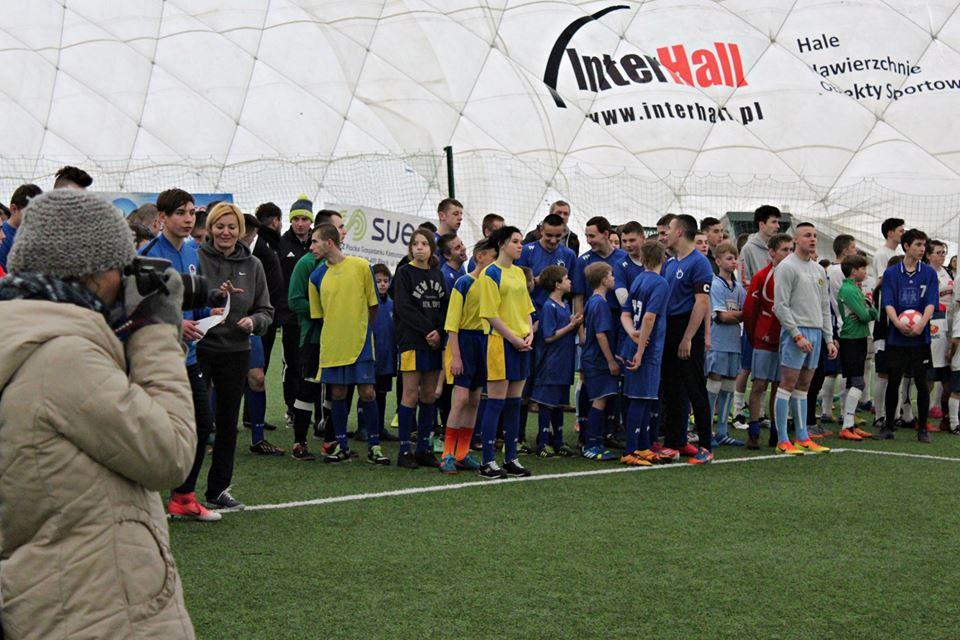 Ogólnopolski turniej piłkarski dla dzieci z Placówek Opiekuńczo Wychowawczych